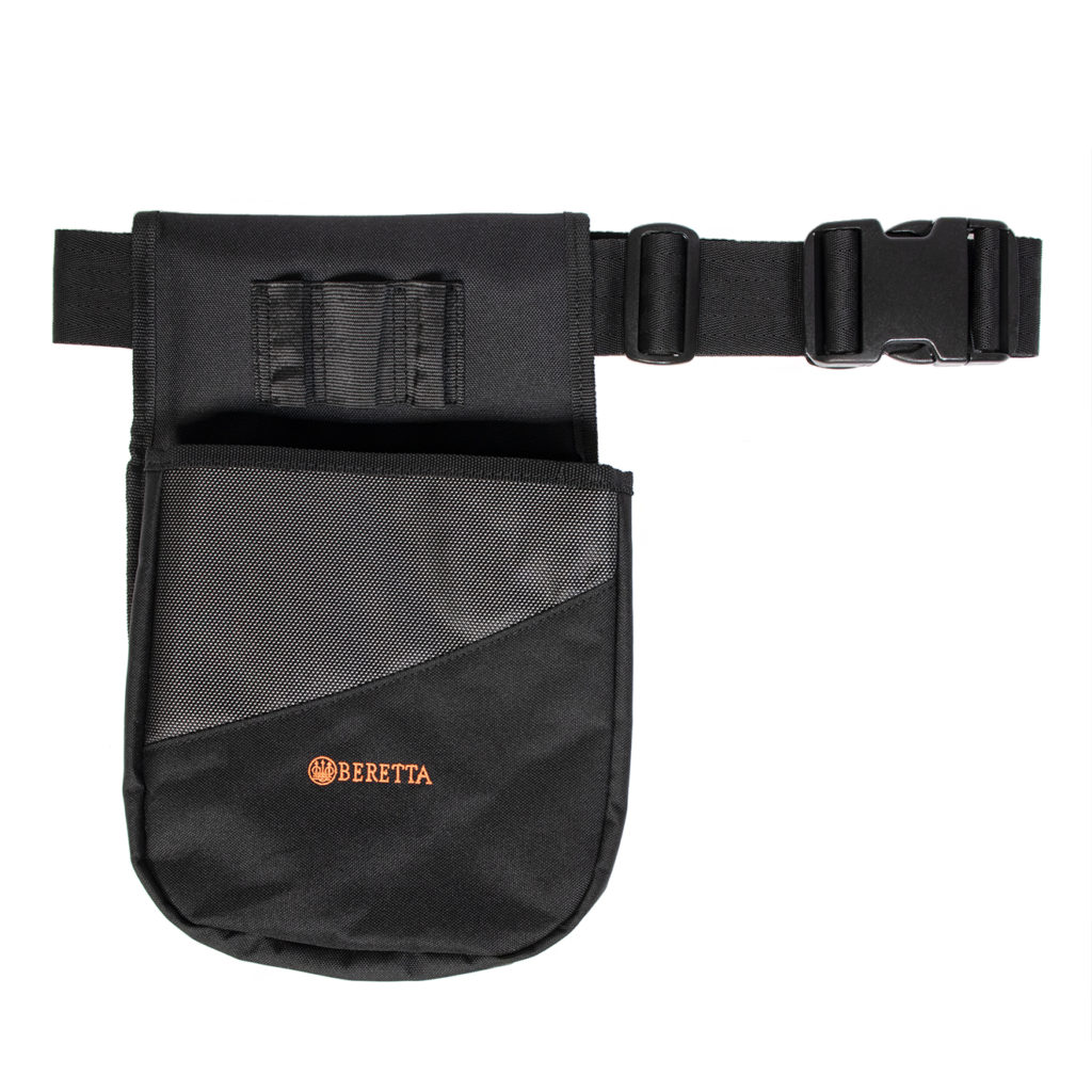 Beretta Uniform Pro Cartridge Pouch 2 Box Black