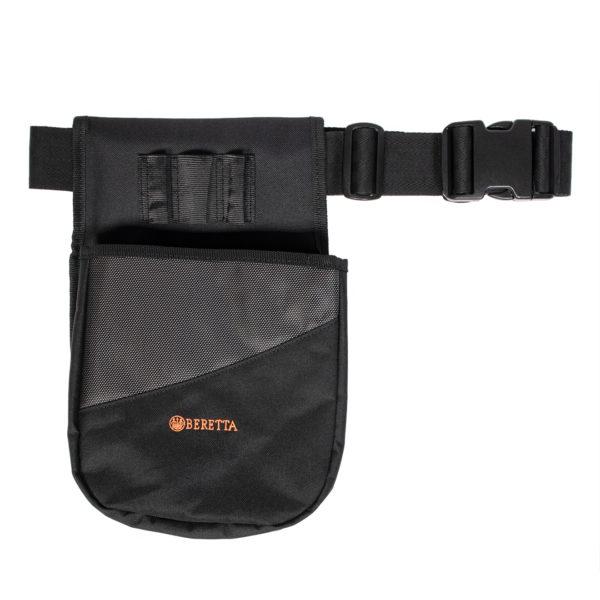 Beretta Uniform Pro Cartridge Pouch 2 Box Black