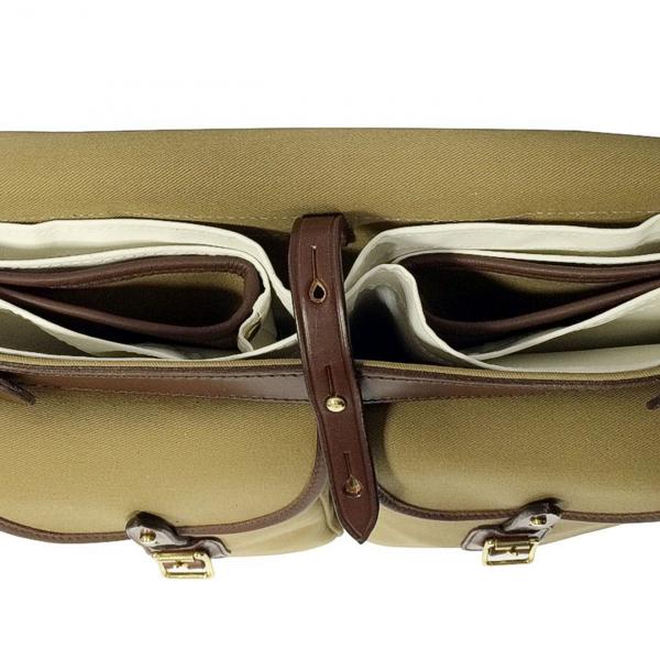 Brady Ariel Salmon Rubber Bag Liner White