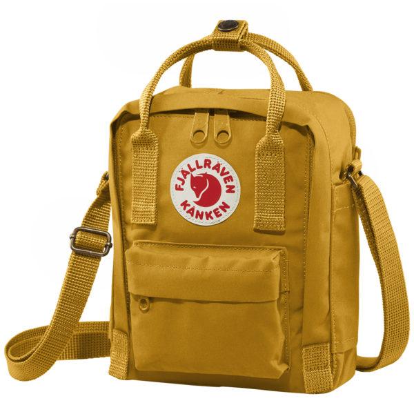 Fjallraven Kanken Sling Cross Body Bag Ochre