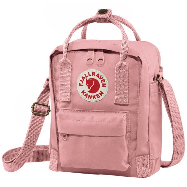 Fjallraven Kanken Sling Cross Body Bag Pink