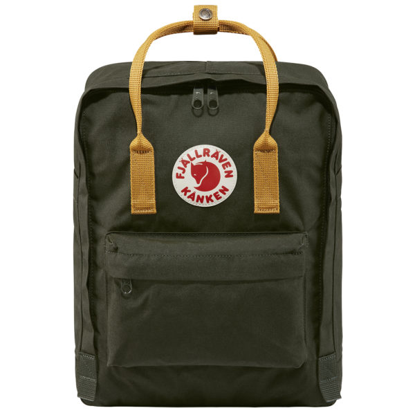 Fjallraven Kanken Classic Backpack Deep Forest / Acorn