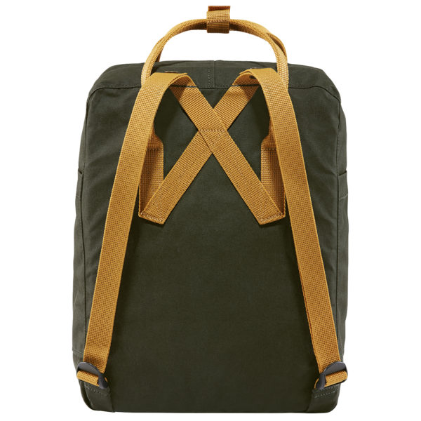 Fjallraven Kanken Classic Backpack Deep Forest / Acorn