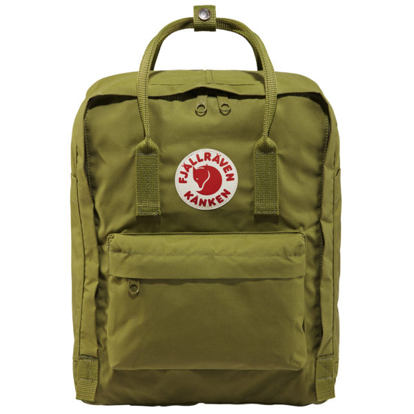 Fjallraven Kanken Classic Backpack Guacamole