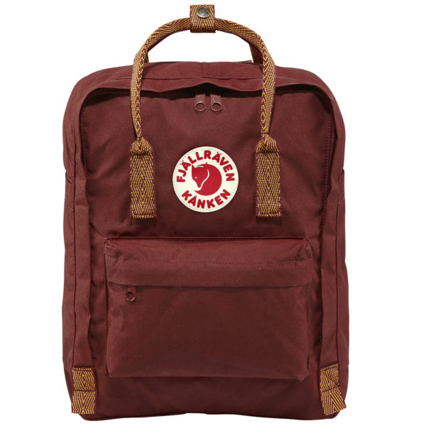 Fjallraven Kanken Classic Backpack Ox Red / Goose Eye
