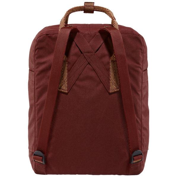 Fjallraven Kanken Classic Backpack Ox Red / Goose Eye