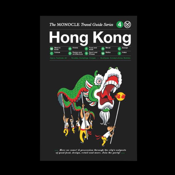 The Monocle Travel Guide Series Hong Kong