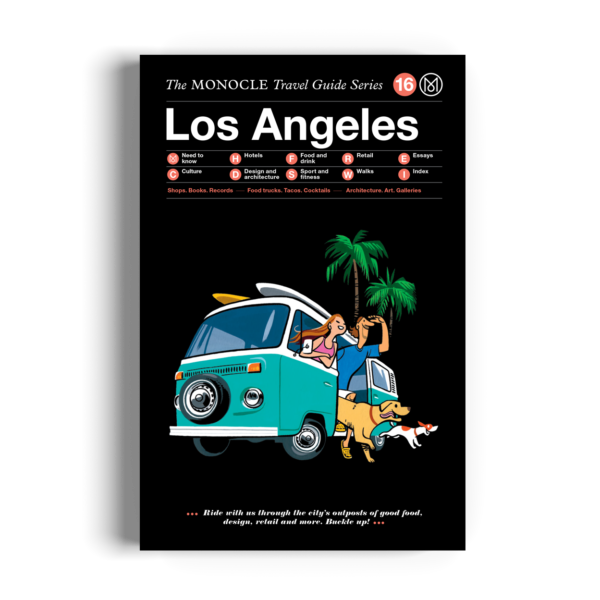 The Monocle Travel Guide Series Los Angeles
