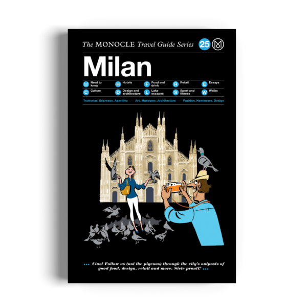The Monocle Travel Guide Series Milan
