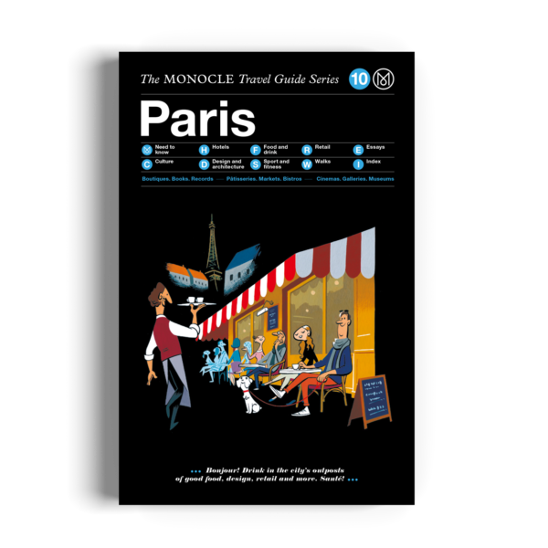 The Monocle Travel Guide Series Paris