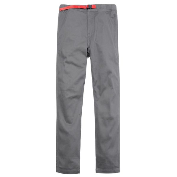 Topo Designs Climb Pants Charcoal