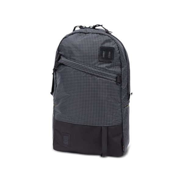 Topo Designs Daypack Black / White Ripstop