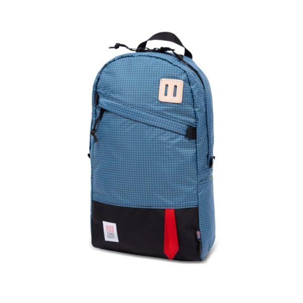 Topo Designs Daypack Blue / White Ripstop