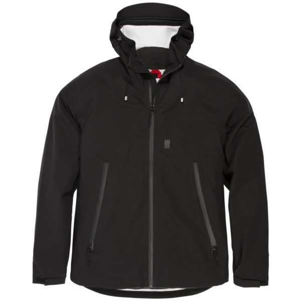 Topo Designs Global Jacket Black
