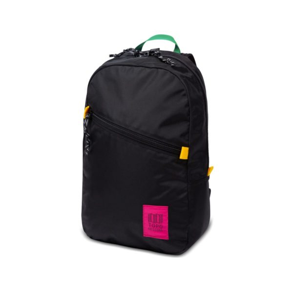 Topo Designs Light Pack Backpack Black / Black