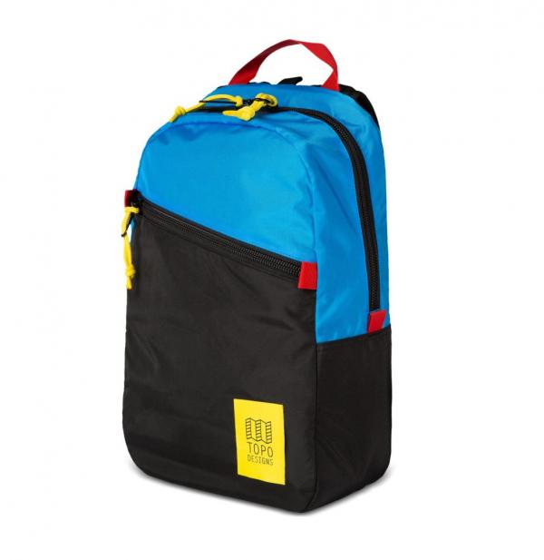 Topo Designs Light Pack Backpack Royal / Black