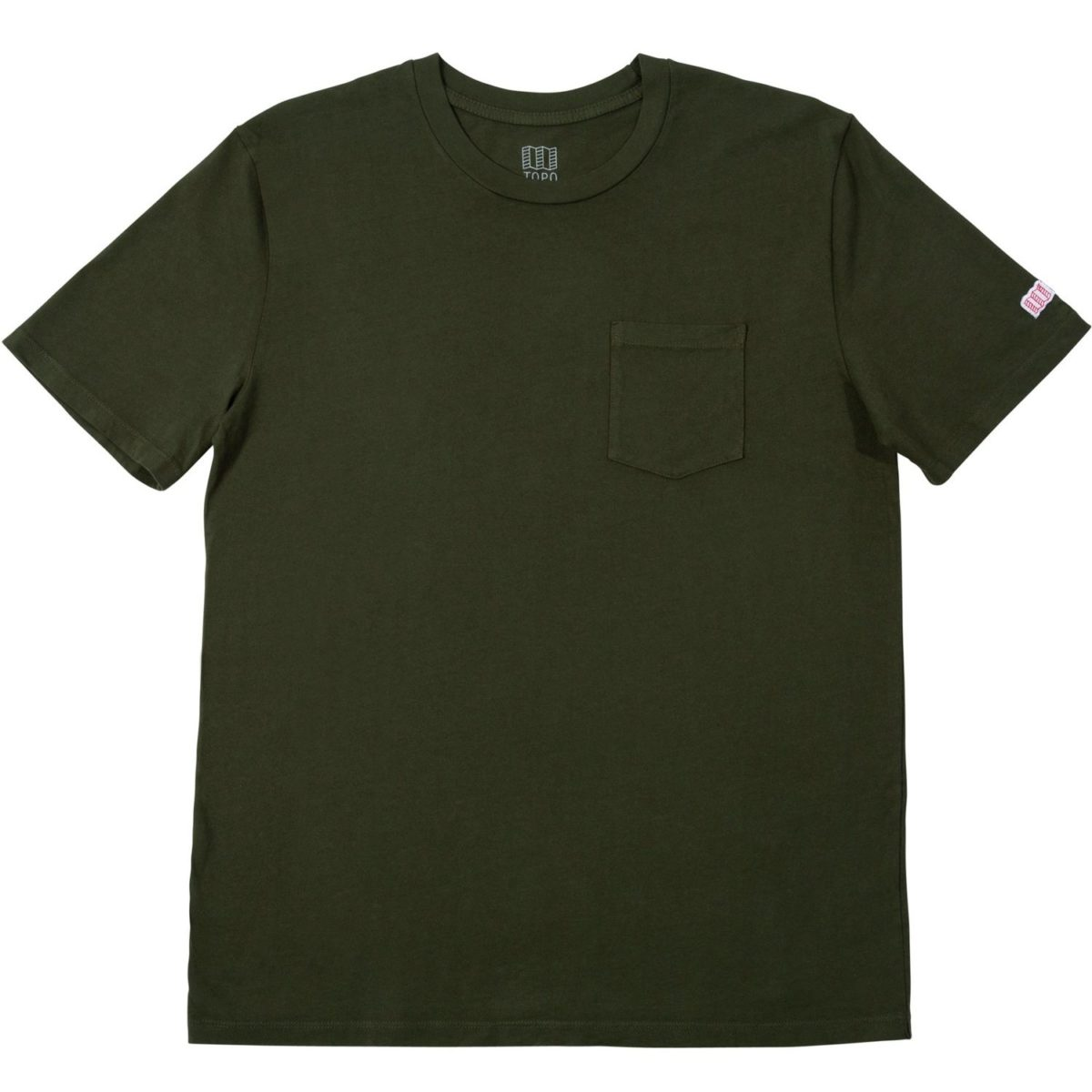 Mammut Trovat T-Shirt Olive PRT2-25/% off!