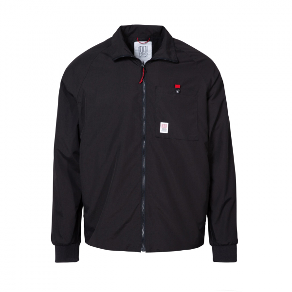 Topo Designs Wind Jacket Black