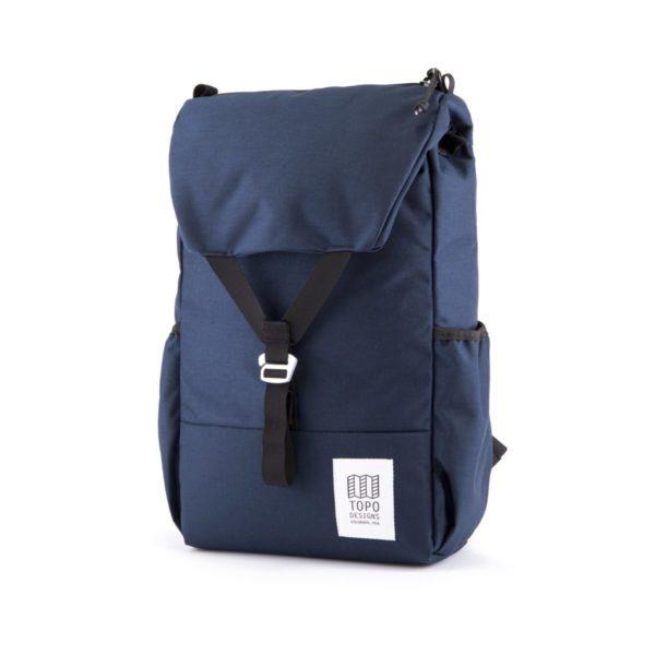 Topo Designs Y-Pack Backpack Navy