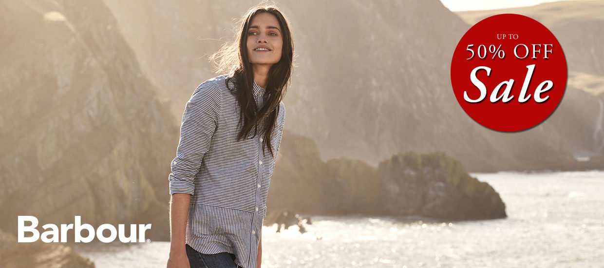 Barbour Sale - Up to 50% off