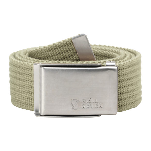 Fjallraven Merano Canvas Belt Light Khaki
