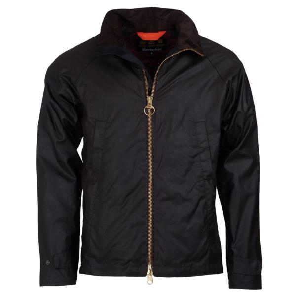 Barbour Floccus Wax Jacket Rustic