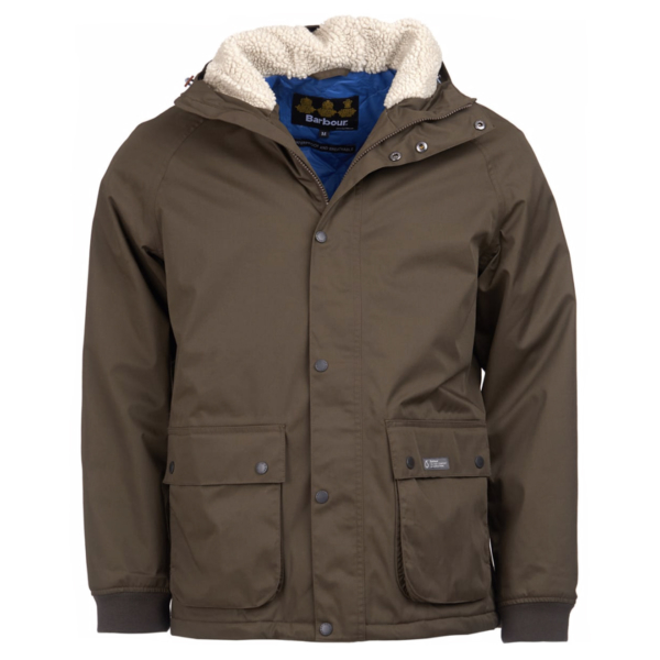 Barbour Northway Jacket Dark Olive