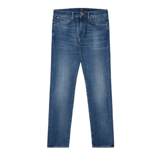 Edwin ED-80 Braxton Blue Jeans 12oz Birger Wash