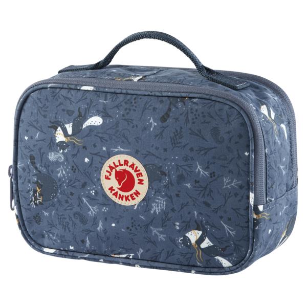 Fjallraven Kanken Art Toiletry Bag Blue Fable
