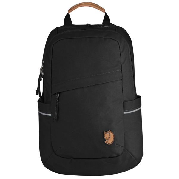 Fjallraven Raven Mini Backpack Black