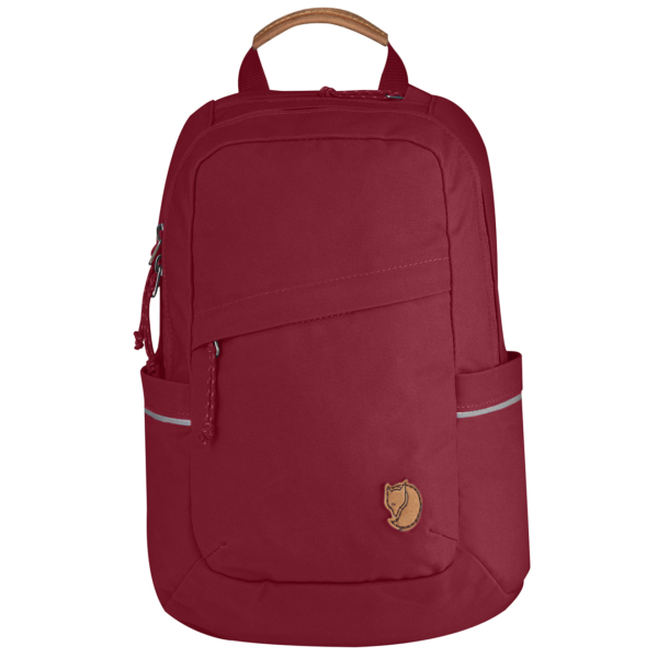 Fjallraven Raven Mini Backpack Redwood