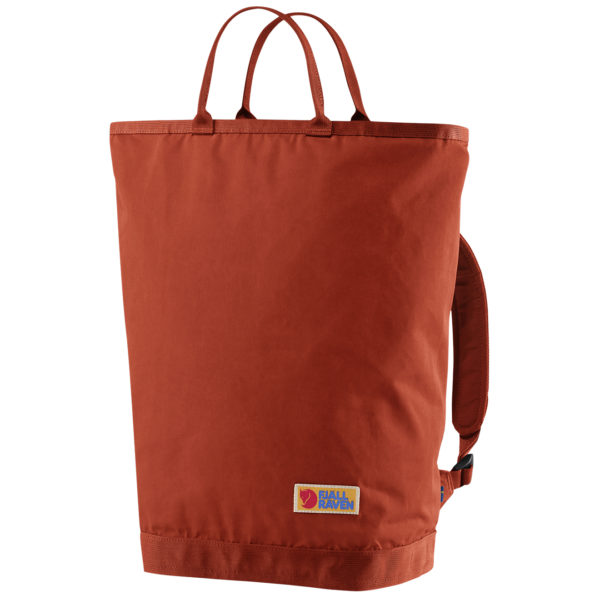 Fjallraven Vardag Totebag Cabin Red