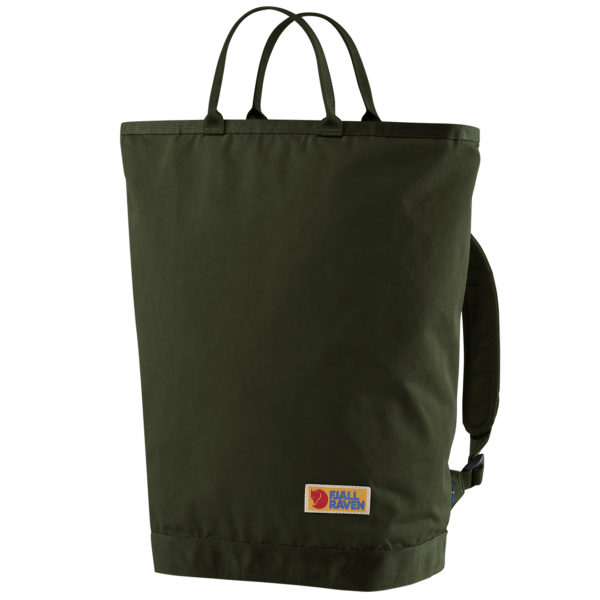 Fjallraven Vardag Totebag Deep Forest