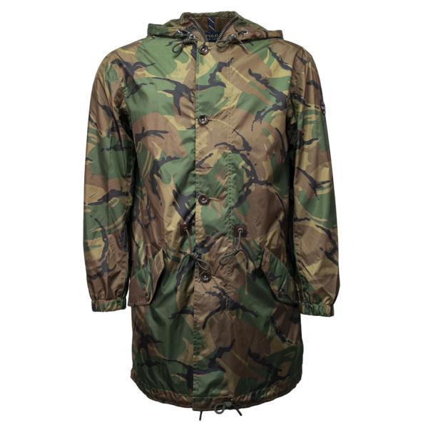 Polo Ralph Lauren Camo Parka Jacket Camo