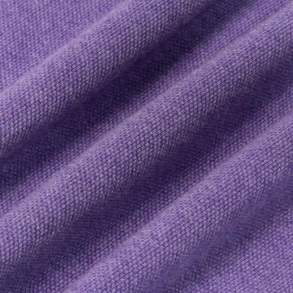 Polo Ralph Lauren Custom Slim Fit Mesh Safari Purple Heather