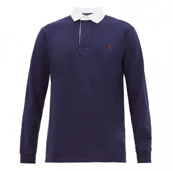 Polo Ralph Lauren Rugby Shirt Navy
