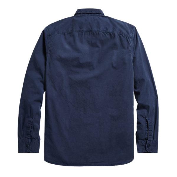 Double RL Matlock LS Shirt Navy