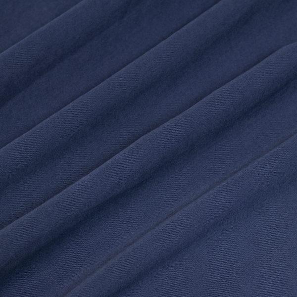 Double RL Cotton Twill Work Shirt LS Navy