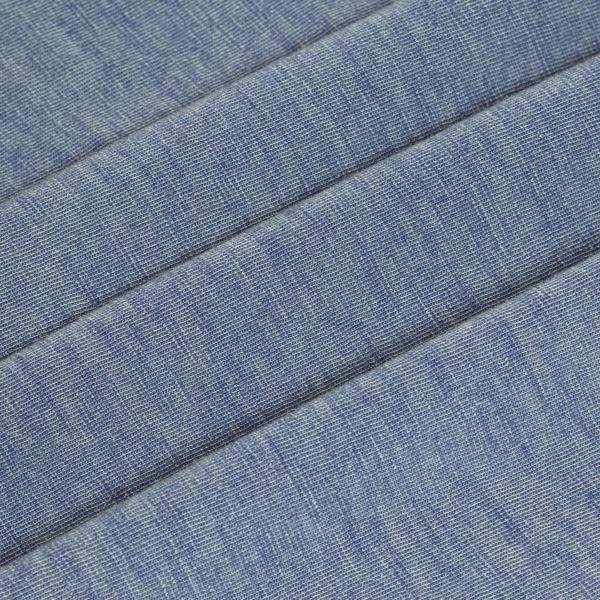 Double RL Cotton Jersey Pocket T-Shirt Washed Blue Indigo