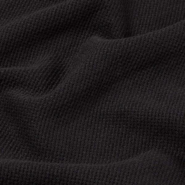 Sunspel Riviera S/S Polo Shirt Black