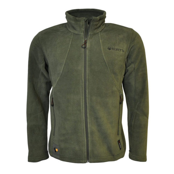 Beretta Active Track Fleece Jacket Green