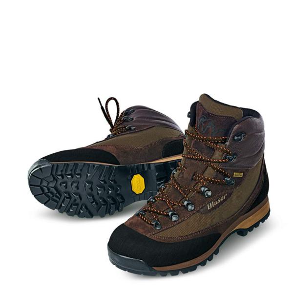 Blaser Lightweight Stalking Boot Brown Black