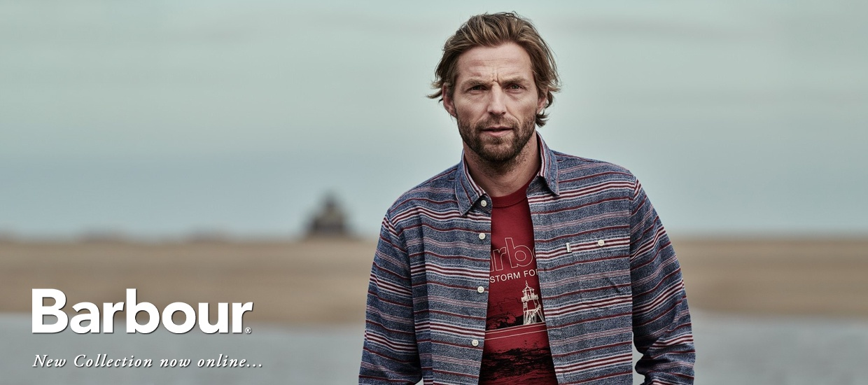 Shop Barbour at The Sporting Lodge