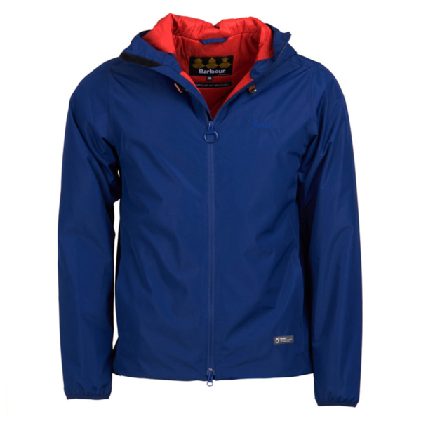 Barbour Allen Jacket Regal Blue