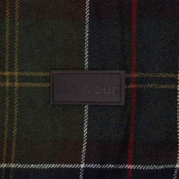 Barbour Tartan Medium Dog Blanket Classic Tartan