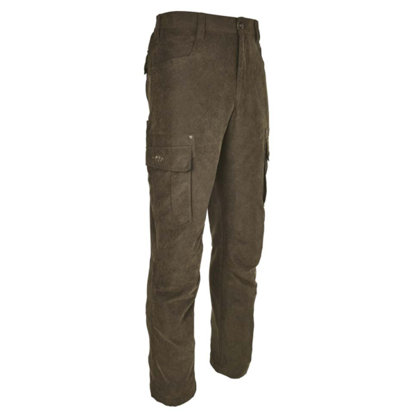 Blaser Argali Sporty Trouser Reg Leg Brown