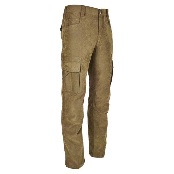 Blaser Argali Sporty Trouser Reg Leg Olive Melange
