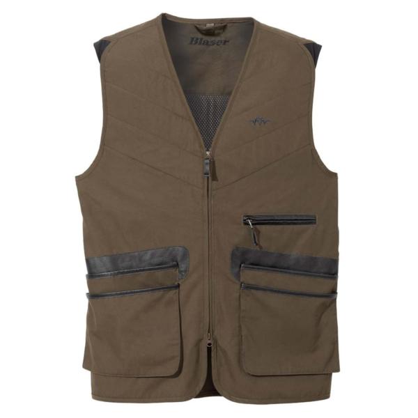 Blaser Light Shooting Vest Brown
