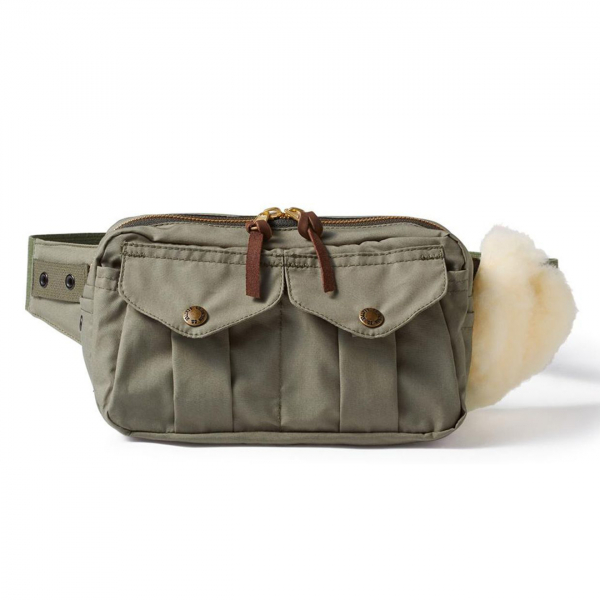 Filson Fishing Waist Pack Green
