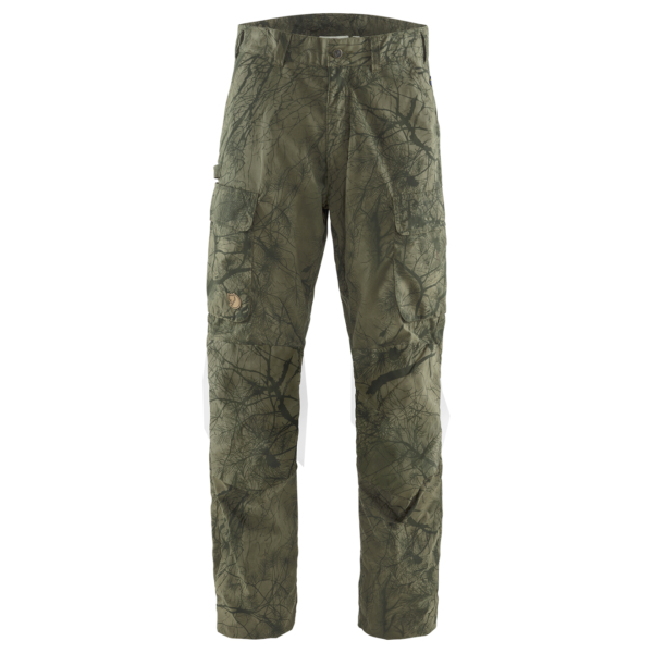 Fjallraven Brenner Pro Trousers Green Camo